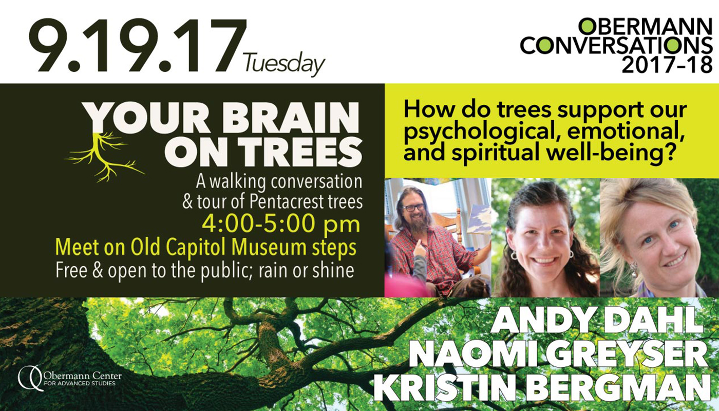 Conversation about trees