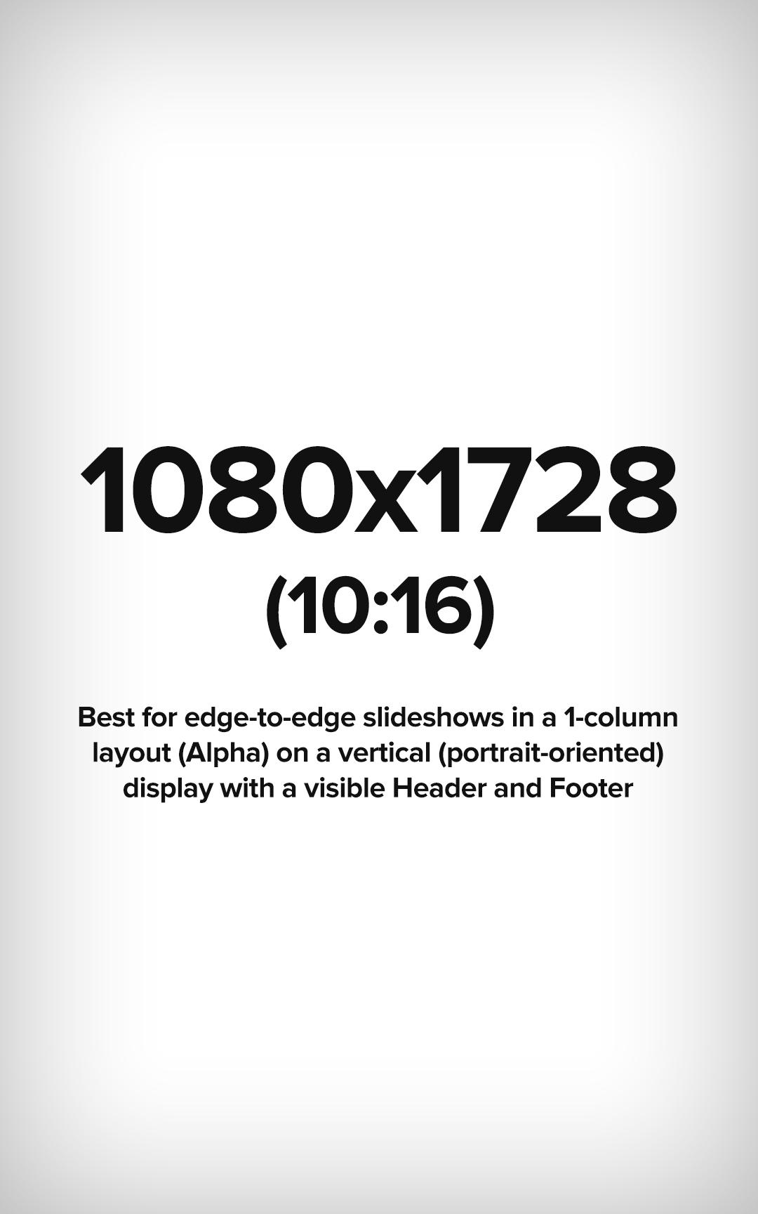1080x1728 (10:16) Example image
