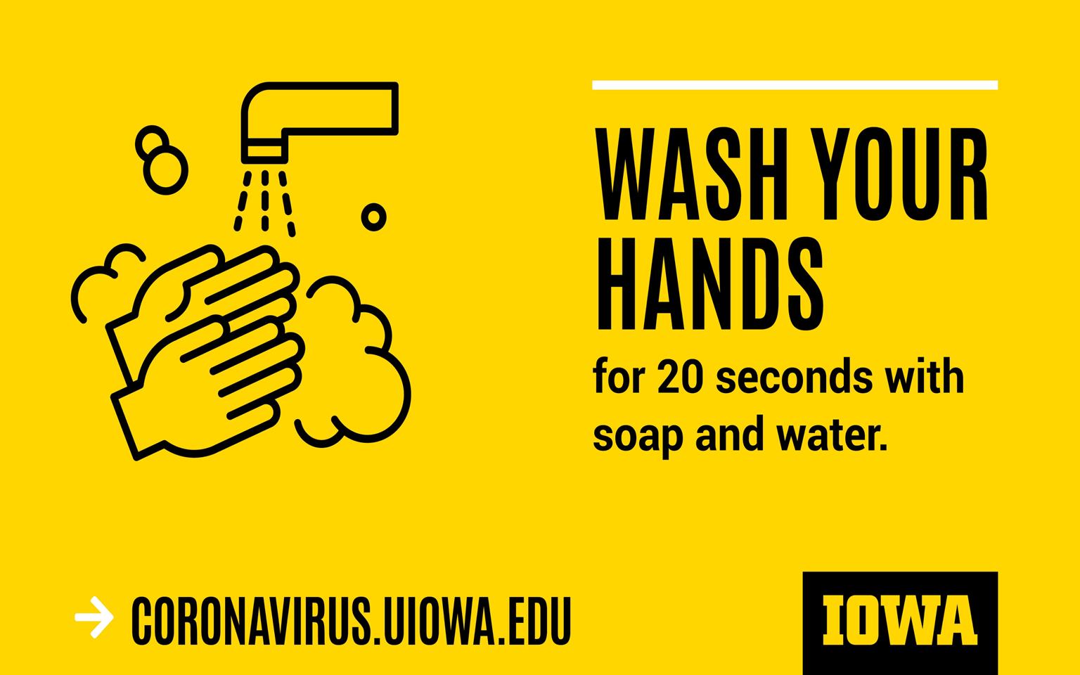 2020July - COVID Wash Hands