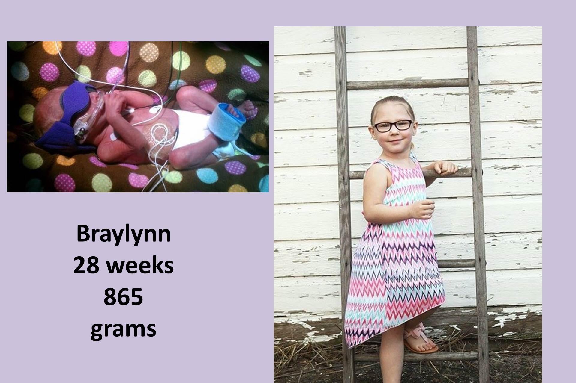 Hallway of Hope: Braylynn