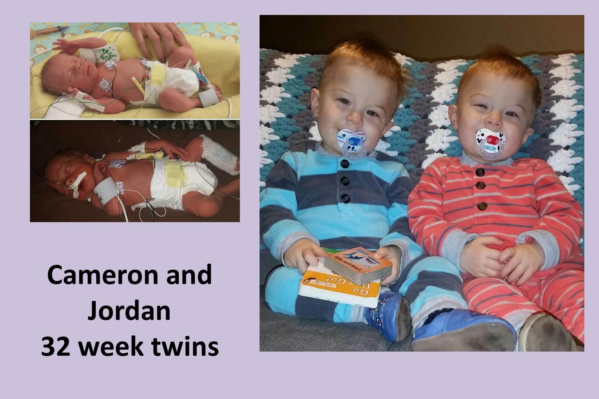 Hallway of Hope: Cameron and Jordan