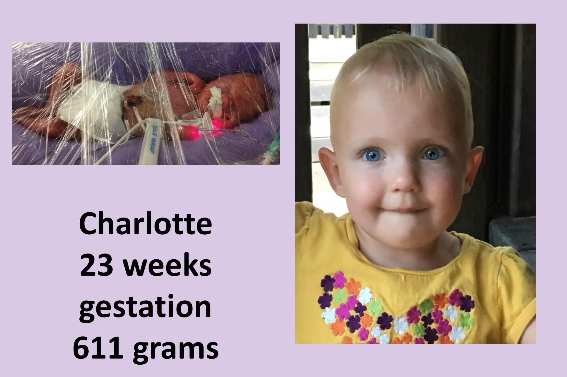 Hallway of Hope: Charlotte