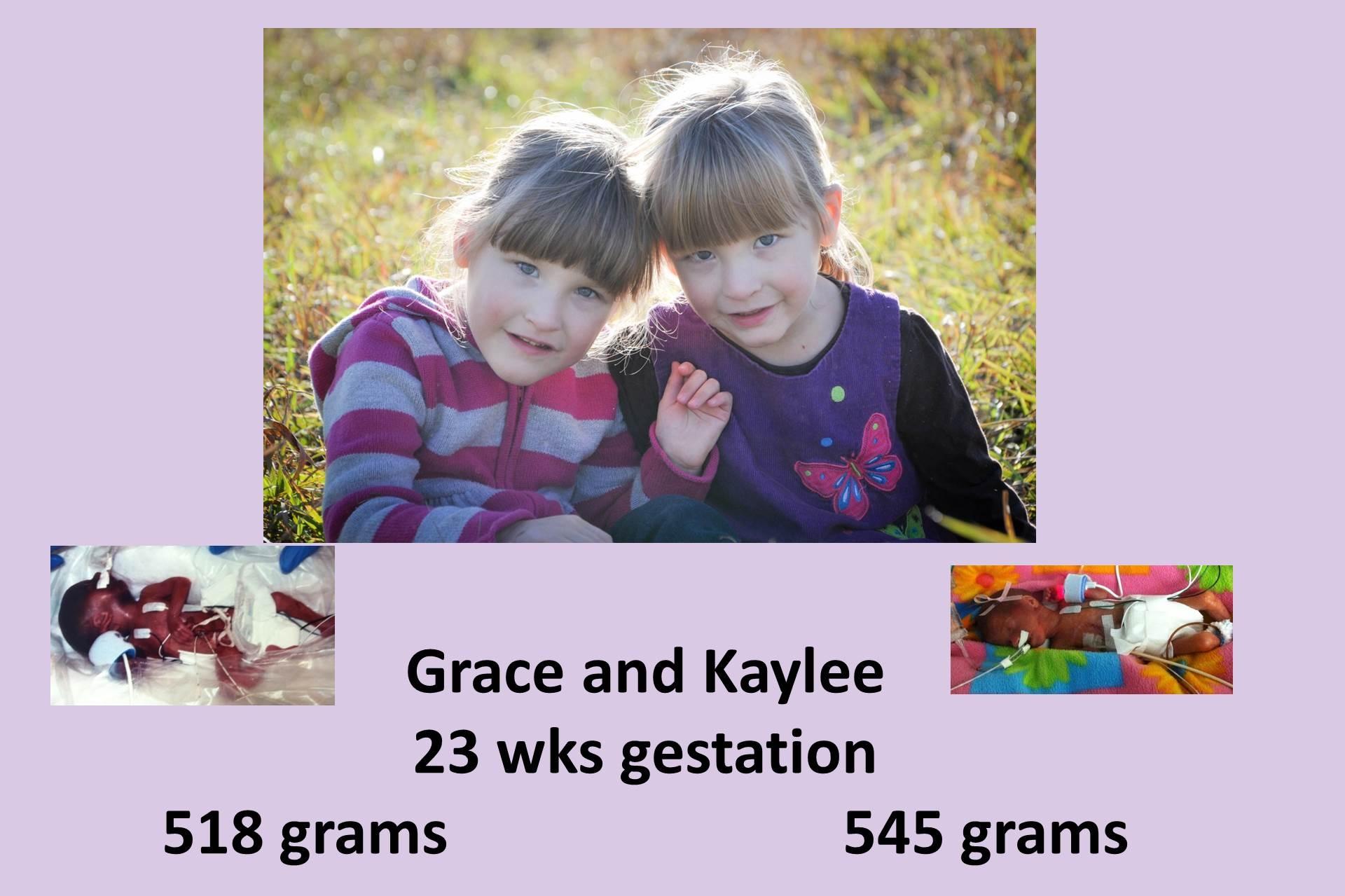 Hallway of Hope: Grace and Kaylee