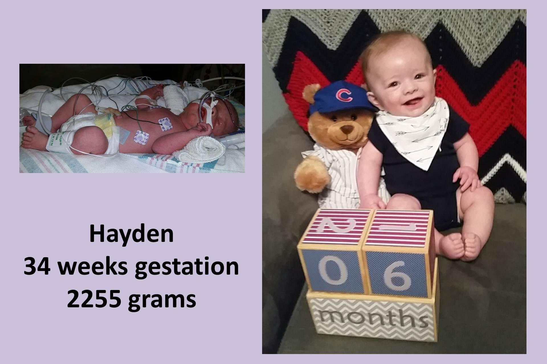 Hallway of Hope: Hayden
