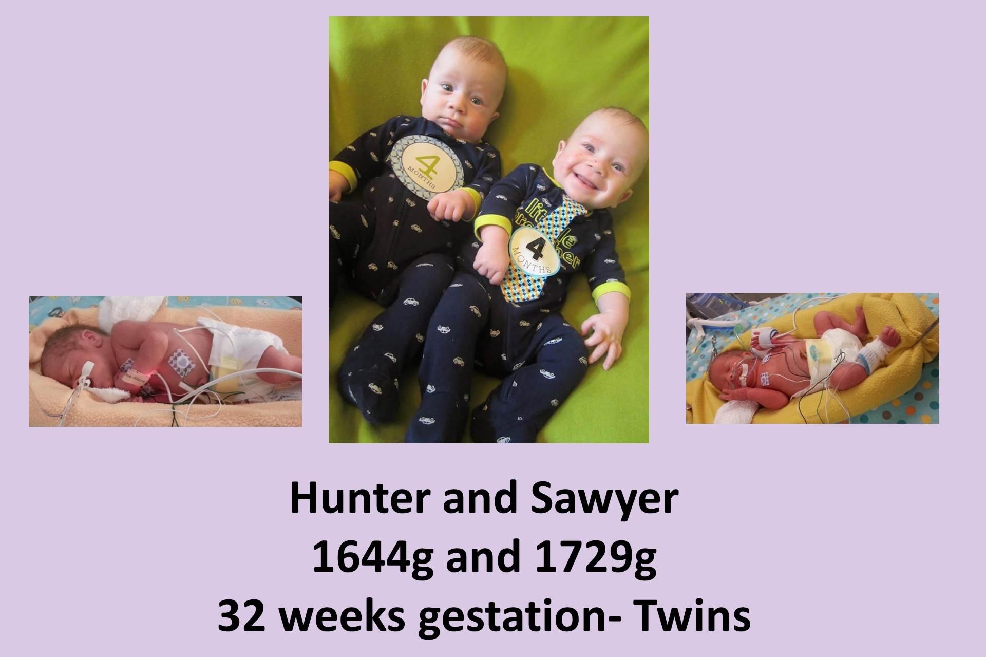 Hallway of Hope: Hunter & Sawyer