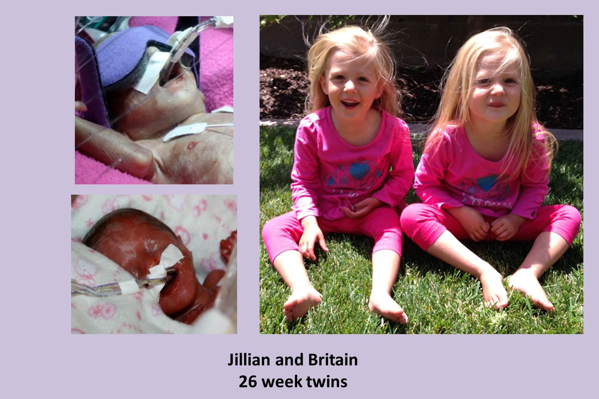 Hallway of Hope: Jillian and Britain