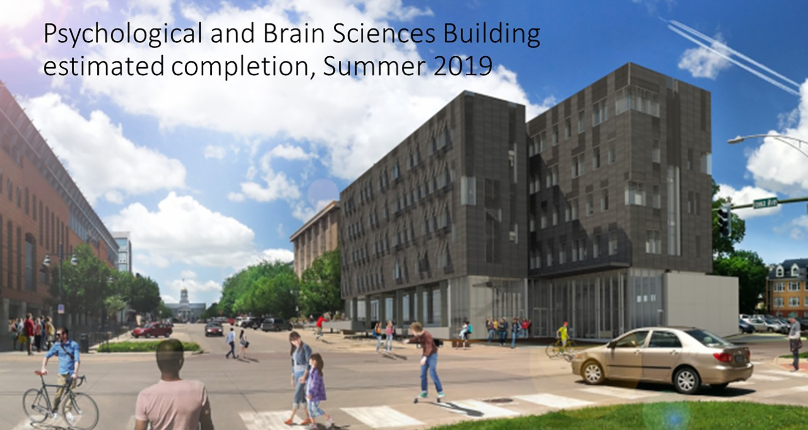 Psychological and Brain Sciences Building