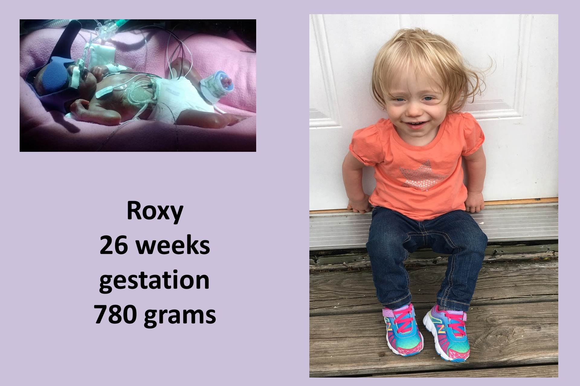 Hallway of Hope: Roxy