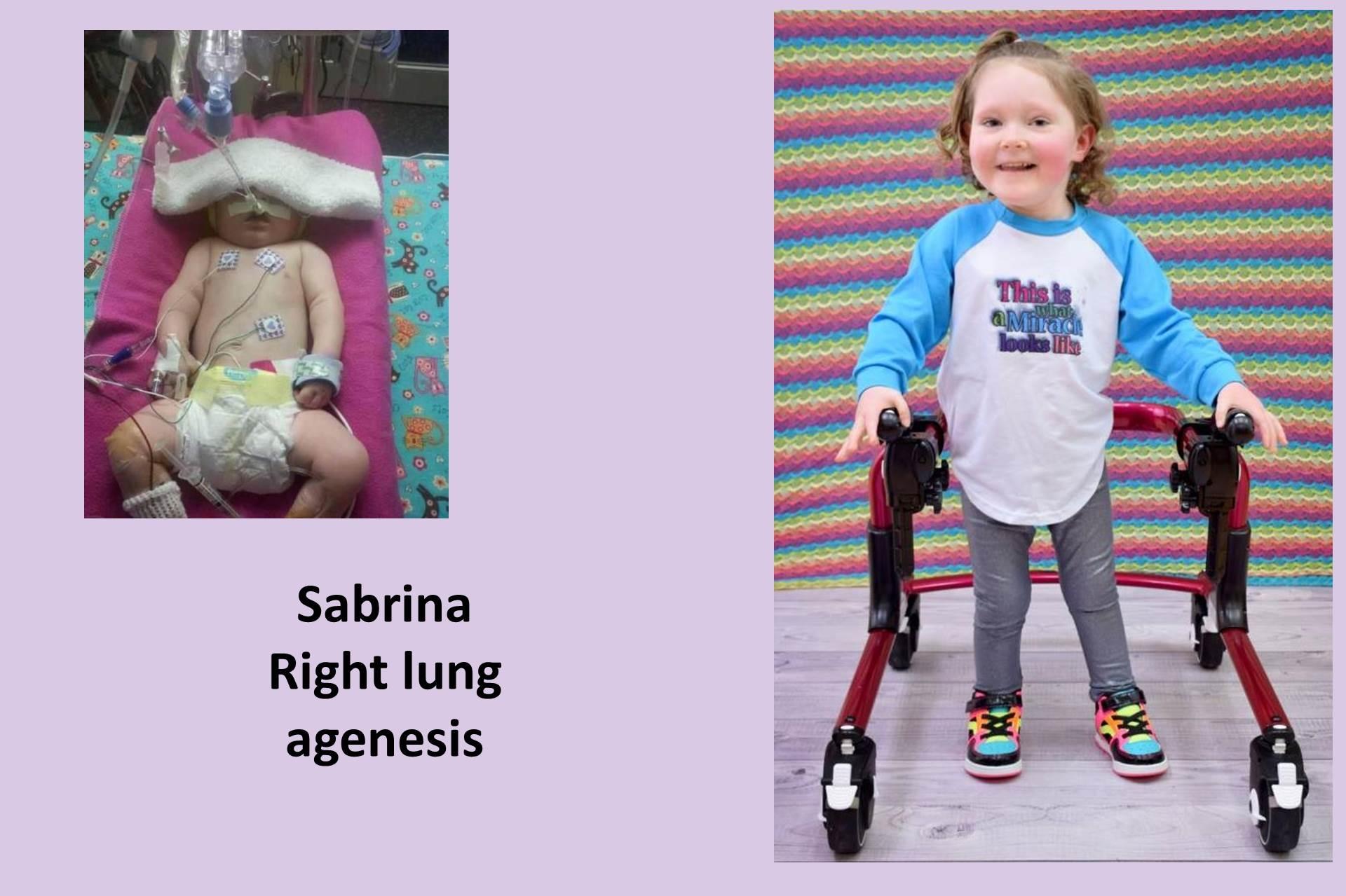 Hallway of Hope: Sabrina