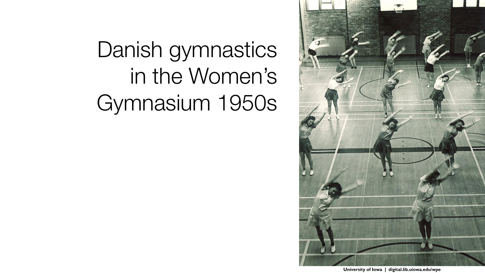 Danish Gymnastics