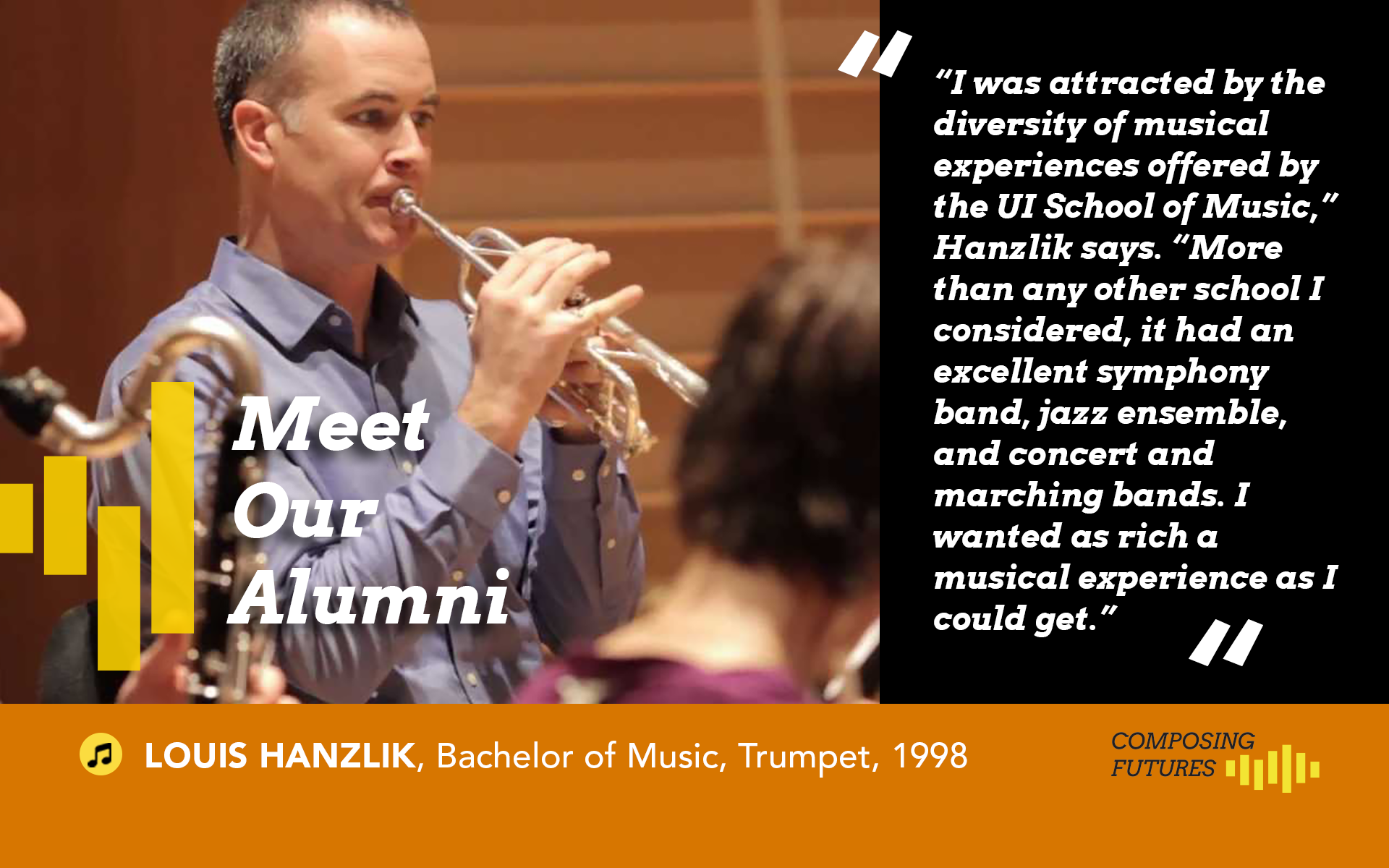 Alumni Profile: Louis Hanzlik