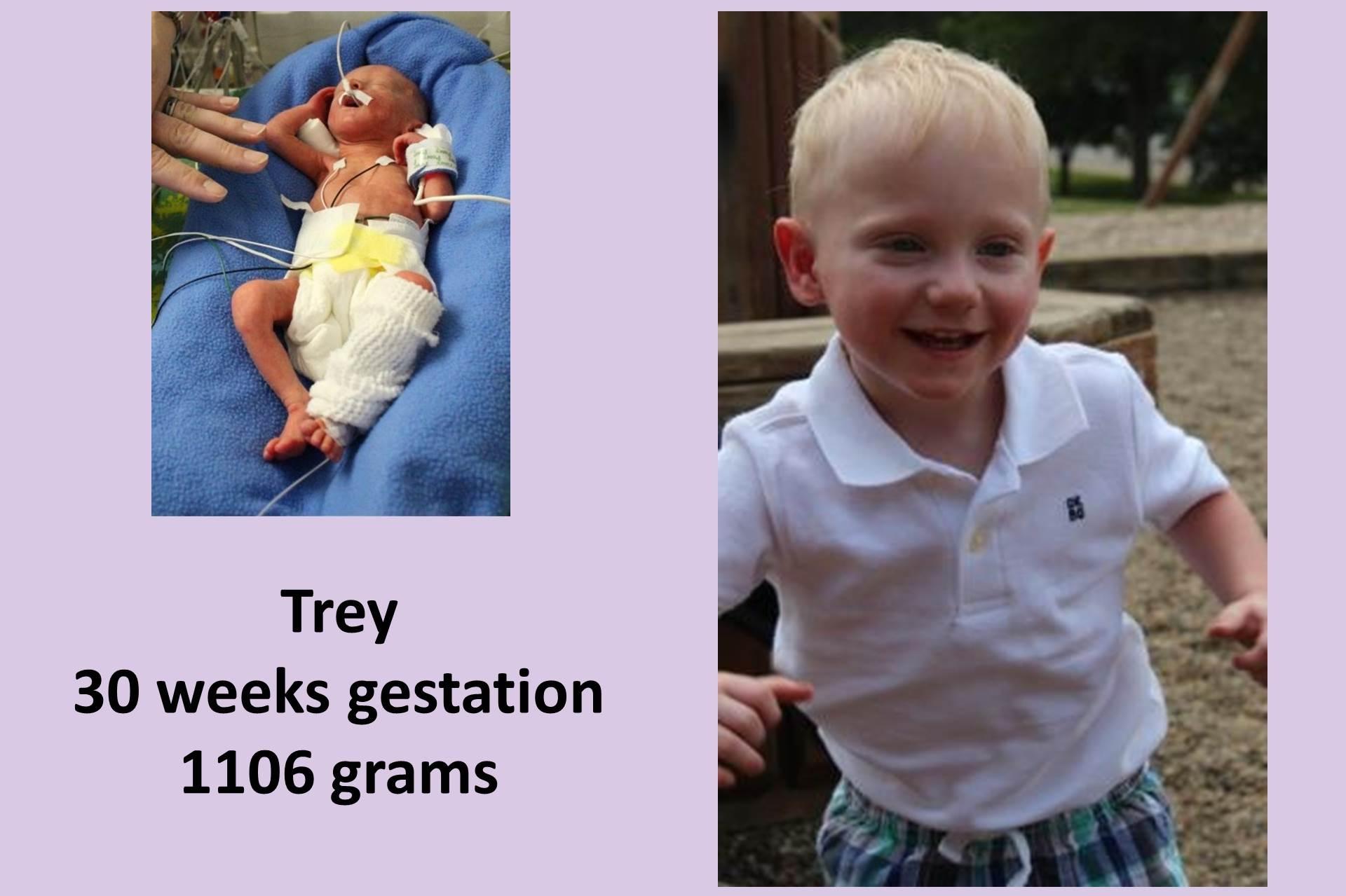 Hallway of Hope: Trey