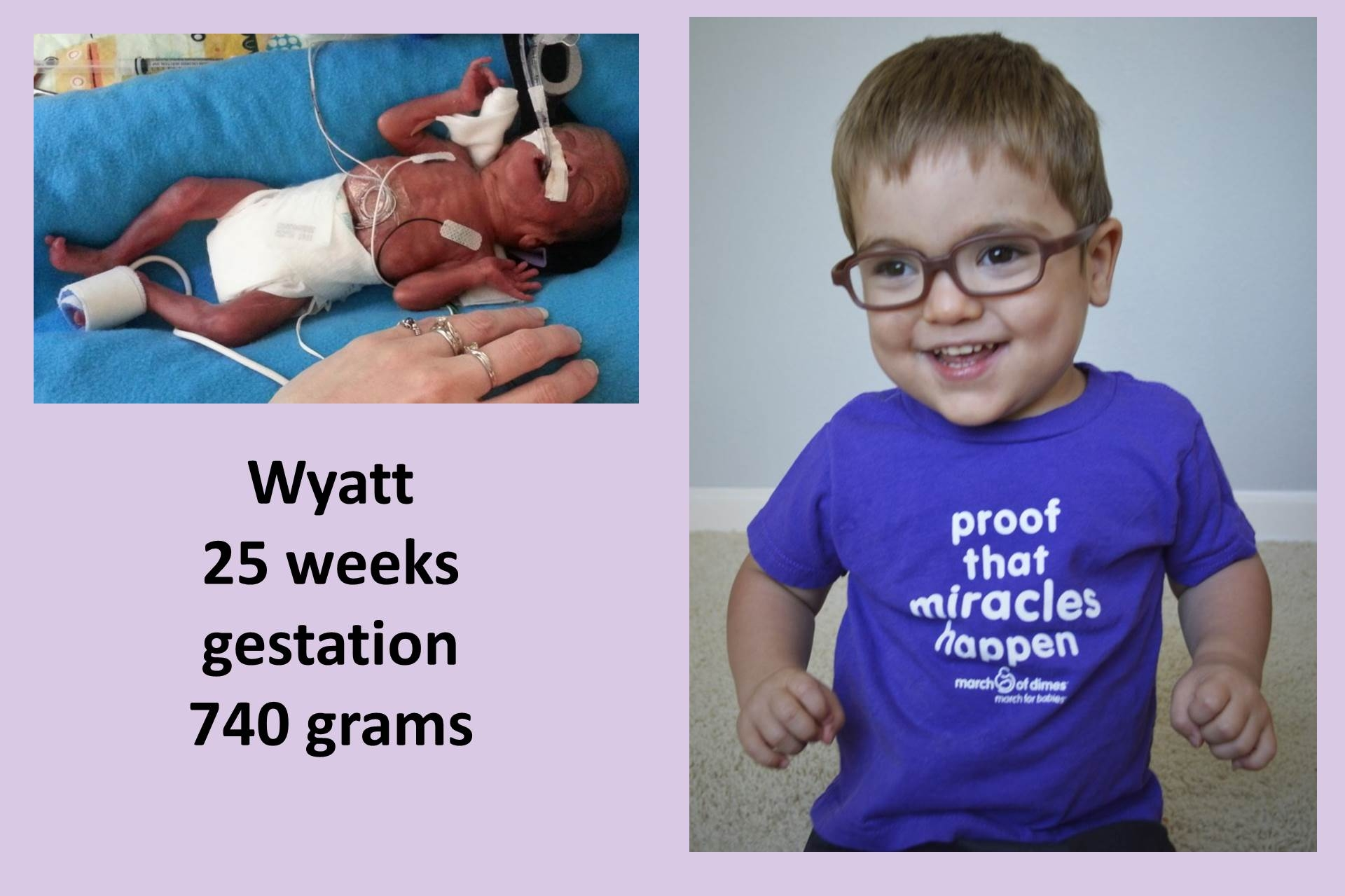 Hallway of Hope: Wyatt